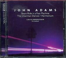 JOHN ADAMS & LOUIS ANDRIESSEN - ORCHESTRAL WORKS - BBC CD (2002) MARK ELDER ETC