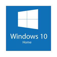 Microsoft Windows 10 Home Key 32/64 Bit Vollversion 1PC Vollversion Lizenz DE