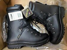 *NEW* British Army Issue Goretex Pro/Para/Cadet Vibram Sole Boots Size 12S UK