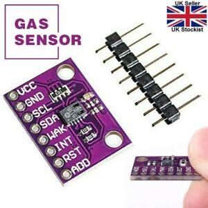 New CJMCU-811 CCS811 CO2 VOCs Temperature Humidity Air Quality Sensor Module CE