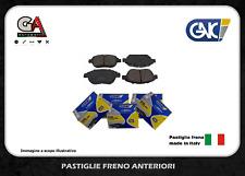 Pastiglie freni Fiat Grande punto 1.3 Multijet Mjet 75cv 55kw Anteriori GNC
