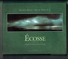 Livre ECOSSE P. MAHE P. PLISSON Éd. DU CHENE 1998 175 Pages Nbx Photos couleurs