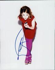 Chloe Moretz Gorgeous Stunning Signed Authentic Autographed 8x10 Photo COA