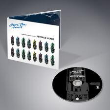SEVERED HEADS Brave New Waves Session CD Digipack 2017