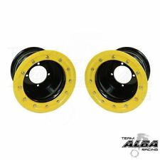 Raptor 700 660 350 250 125   Rear Wheels  Beadlock 8x8  3+5  4//115  Alba   B B