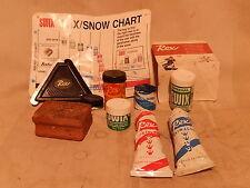 Ski Wax Kit (Swix, Rex)