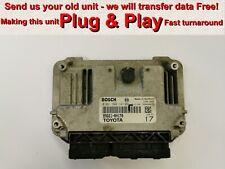Toyota Aygo Citroen C1 Peugeot 107 ECU 0261S06147 89661-0H170 17 Plug&Play *Free
