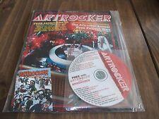 Artrocker Mag Bumper Xmas Issue 2006 FREE 23 Track CD and Badge Art Brut Kaito
