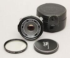 Olympus Pen E.Zuiko 2,8/38mm Pancake lens for Pen F FT FV