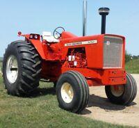 Allis Chalmers Tractors D-21 Series II 210 220  Shop Service Repair Manual  CD