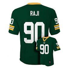($55) Green Bay Packers BJ RAJI nfl Jersey YOUTH KIDS BOYS (L-LARGE)