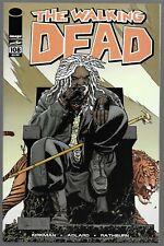 The Walking Dead #108 1st Print Image in Near Mint Condition 1st Ezekiel & Shiva