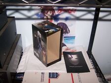 Darker than BLACK Limited Edition(LE) Art box with booklet - USED - Anime