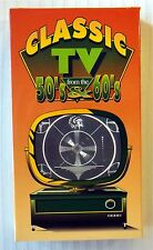 Colgate Comedy - Ed Wynn ~ Classic TV from the 50's & 60's ~ New VHS Video Show