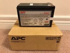 APC RBC17 OEM Genuine UPS Battery Replacement for BE650G, BE750G, BR700G, more