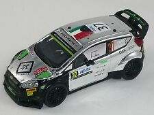 FORD FIESTA WRC BERTELLI RALLY SVEZIA  2016 1/43 SCALE DECALS ONLY NO MODEL