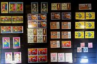 QATAR Stamps COLLECTION with Olympic Games Block 4  - Mint MNH - VF - r11e11822