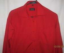 Amanti Size 14 1/2 - 32/33 Long Sleeve Button Up Dress Shirt