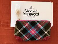 Vivien Westwood Tartan Pouch (New with tags) , Retail Price £120+