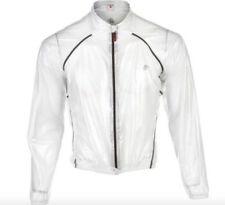 Hincapie Sportswear Pacific Rain Shell Translucent Mens Jacket XS NEW
