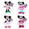 Neu Disney Nicotoy Minnie Maus / Mouse Kuscheltier Stofftier Plüschtier 22 cm