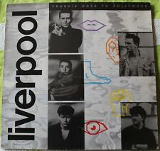 Frankie Goes To Hollywood, liverpool ,  LP - 33 Tours