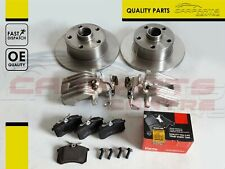 FOR VW PASSAT 3B2 3B3 3B5 3B6 1996-2005 REAR BRAKE DISCS PADS CALIPERS NEW