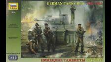 Zvezda 1/35 Escala Alemán Tanque Tripulación II Guerra Mundial Late (1943-1945)
