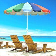 umbrella 6/7/8ft protection the sun rest sea courtyard garden sports Beach Patio