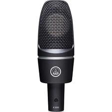 NEW AKG C3000 Condenser Mic Best Offer!! Auth Dealer - Best Deal on ebay!