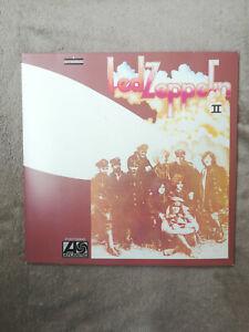 Led Zeppelin II, Vinyl, LP, Schallplatte