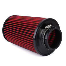 Flow Auto Trunk Racing Cold Air Inlet Intake Filter Tapered Cone Cleaner for car