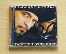 GRAZIANO ROMANI - PAINTING OVER RUST - CD SIGILLATO (SEALED)