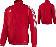 adidas Trainingsjacke rot, Sportjacke, Laufjacke, Sport Fitness Gr.XXL, 3XL