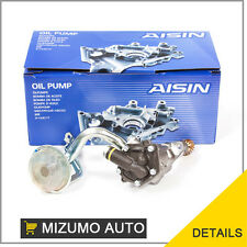 AISIN Oil Pump Fit 86-92 Toyota Supra Non & Turbo 3.0L DOHC 7MGE 7MGTE
