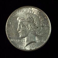 1923 S Peace Silver Dollar ☆☆ Circulated ☆☆