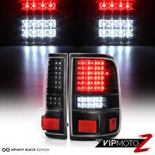 2004-2008 Ford F150 Lobo [FULL LED] Reverse Signal Brake Tail Lights Lamps PAIR