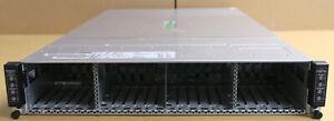 """Fujitsu Primergy CX400 S1 24x 2.5"""" Bay 4x CX250 S1 8x E5-2640 512GB Server Nodes"""
