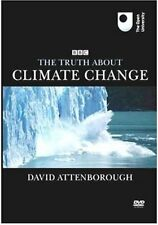 CLIMATE CHANGE DVD_Region 2_GLOBAL WARMING - DAVID ATTENBOROUGH BBC