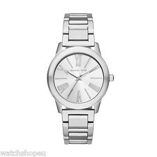 NEW MICHAEL KORS MK3489 LADIES HARTMAN WATCH - 2 YEAR WARRANTY