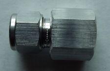 "Ham-Let Conector Hembra 12mm X 1/2"" NPT guarnición de acero inoxidable 766LSS12MMX1/2"