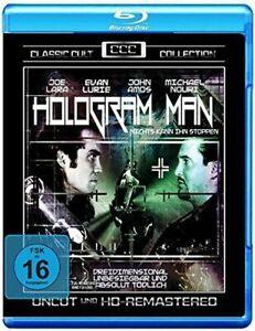THE HOLOGRAM MAN (1995) - Blu Ray Disc -