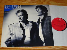 THE TWINS - TIME WILL TELL DANCE MIX (6:42 MIN) / HOLLAND 12'' MAXI-LP 1987 (EX)