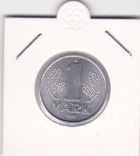1 Mark DDR 1977 A prima Erhaltung