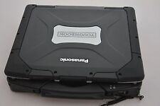 Panasonic Toughbook CF-30 Blacked Out -Touch - Win 7 or 10 Pro - SSD -WIFI- 4GB
