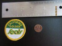 "California Golden Seals 2"" Patch 1970-1974 Primary Logo Hockey"