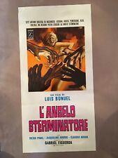 locandina,S16 L'angelo sterminatore El ángel exterminador Luis Buñuel 1 EDIZIONE