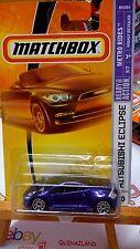 Matchbox Mitsubishi Eclipse n°30 (9001)