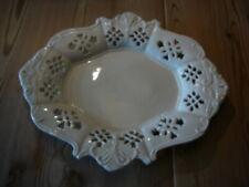 Leeds Ware Pottery Creamware Flat Dish (BU 17 05) RL