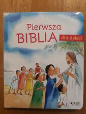 Pierwsza Biblia dla dzieci.
